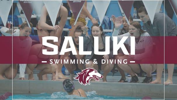 Saluki Swimming & Diving Image