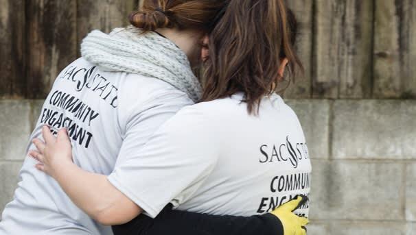 Sac State Cares Image