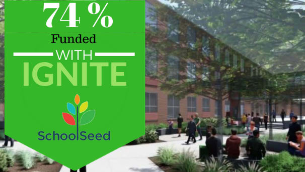 WSHS Community Courtyard Maintenance Fund Image