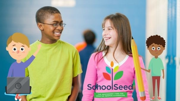 Uniforms, clothes, and school supplies Image