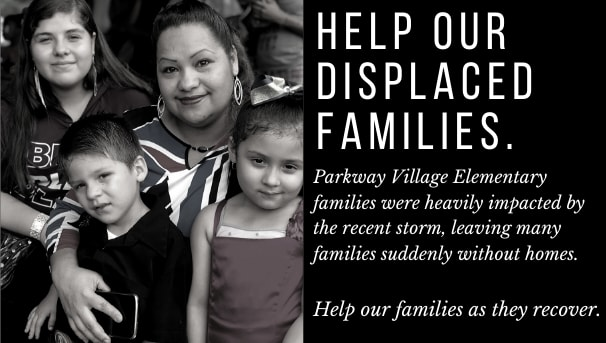 Help Our Displaced Families at Parkway Village Elementary Image