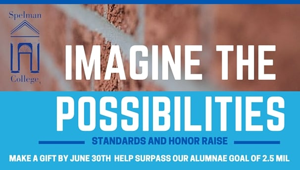 Imagine the Possibilities: Alumnae Giving Challenge Image