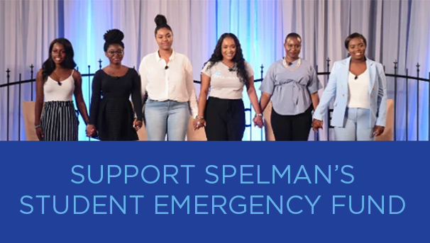 Please support the 2020 Student Emergency Fund Image