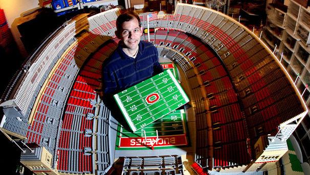 LEGO Stadium Image