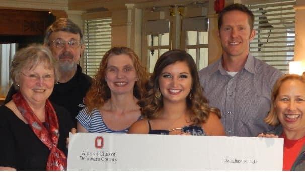 Delaware County Scholarship Image