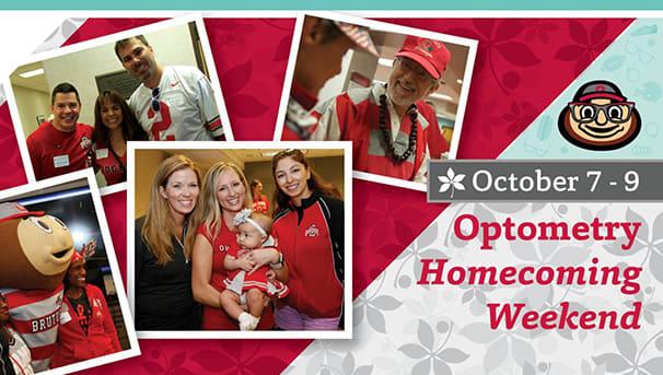 Optometry Homecoming Weekend