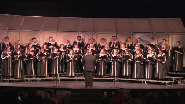 Lima Campus Chorale goes to Carnegie Hall Image