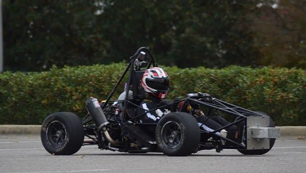 Crimson Racing Image