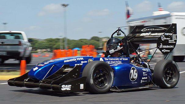 Arlington Auto Sales >> The University of Texas at Arlington | UTA Formula SAE
