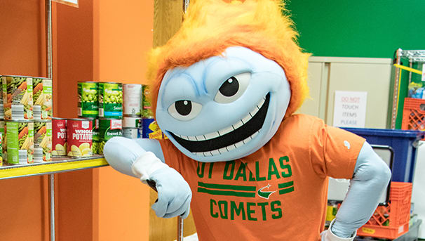 Comet Cupboard - Hunger Free @ UTD Image