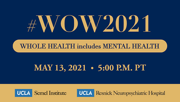 Support and Attend #WOW2021! Image