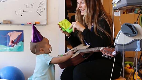 Lilah's Mattel Children's Hospital Fundraiser Image