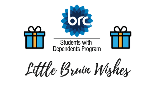 Fulfill Little Bruin Wishes this Holiday Season Image