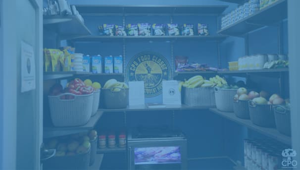 #BruinStrong: Community Programs Office (CPO) Food Closet Image