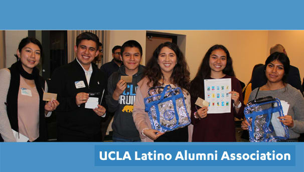 Make a difference for Latinx Students at UCLA Image