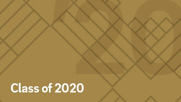 Class of 2020 - For Students, By Students Image