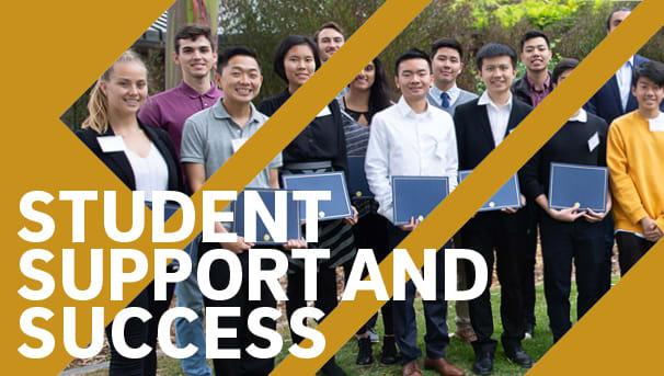 Undergraduate Research Scholarship Image