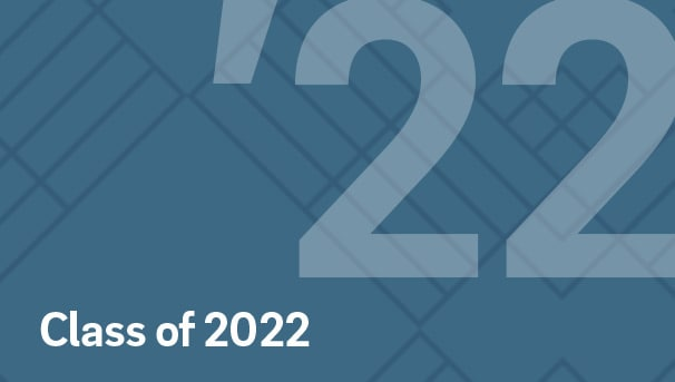 Class of 2022 - For Students, By Students Image