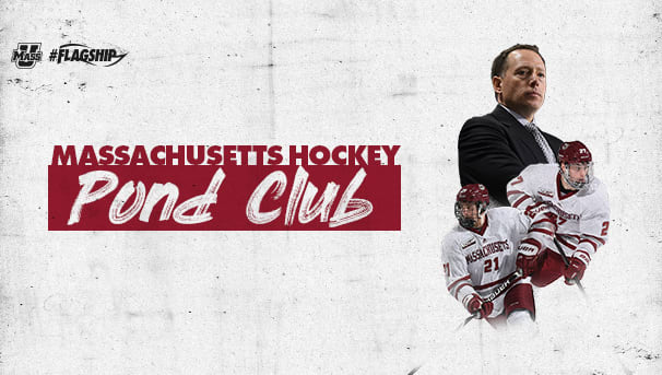 Pond Club: Supporting UMass Hockey Image