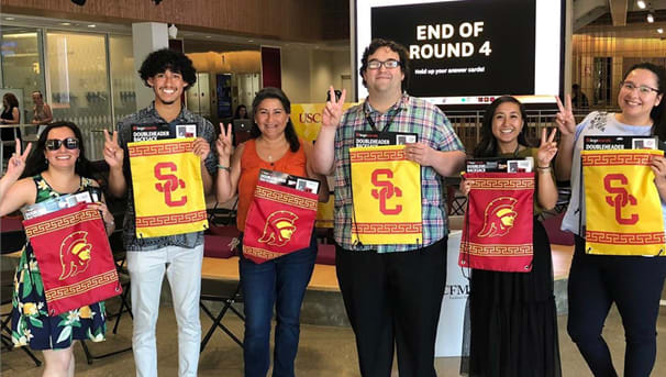 USC Employee Support Fund Image