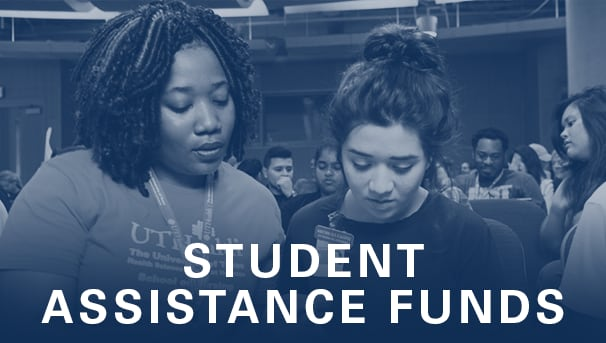 Student Assistance Funds Image