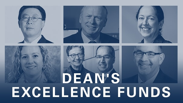 Dean's Excellence Funds Image