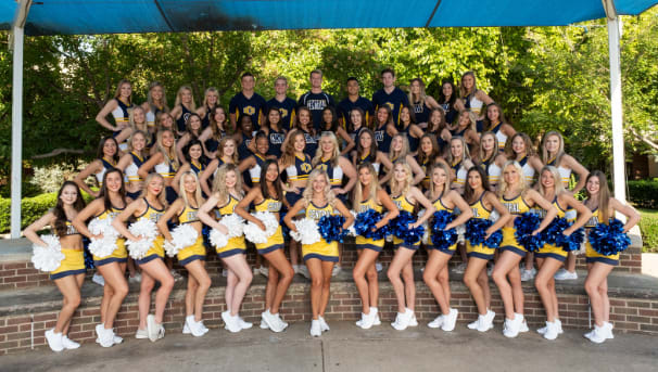 UCO Spirit Teams Image