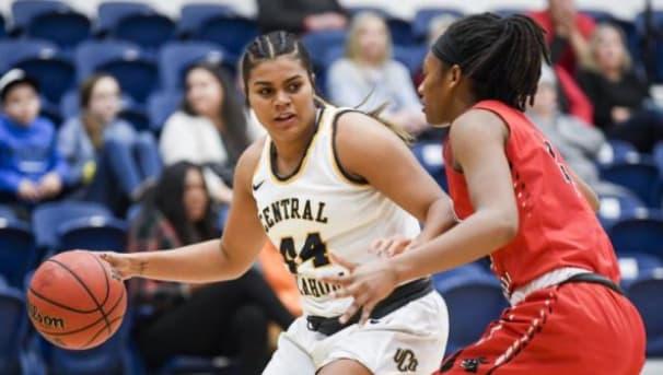 UCO Women's Basketball Image