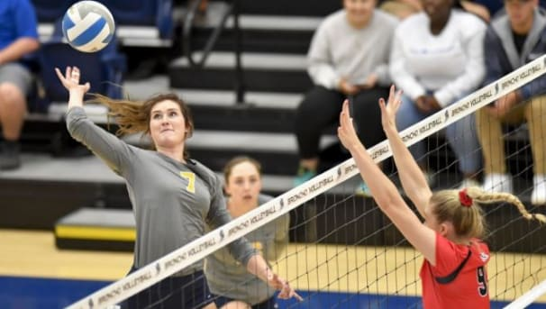 UCO Volleyball Image