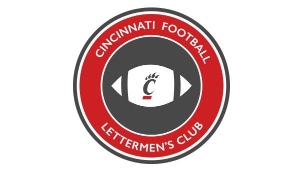 University Of Cincinnati Foundation Cincinnati Football Letterwinner S Club