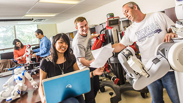 College of Engineering Dean's Excellence Fund Image