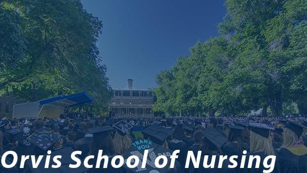 Orvis School of Nursing Image