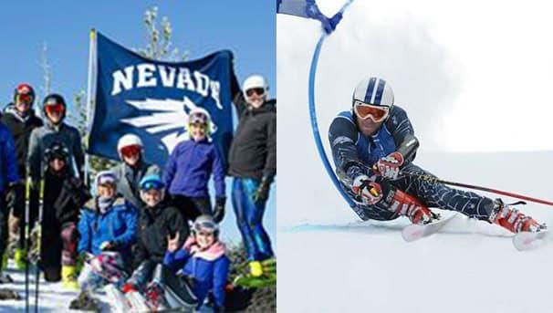 2020 Nevada Ski Team Image