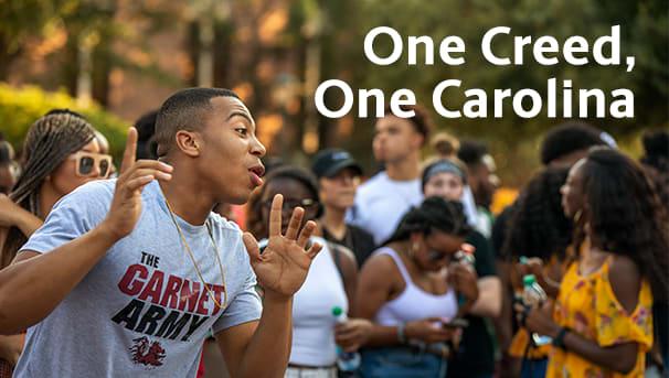 One Creed, One Carolina Image