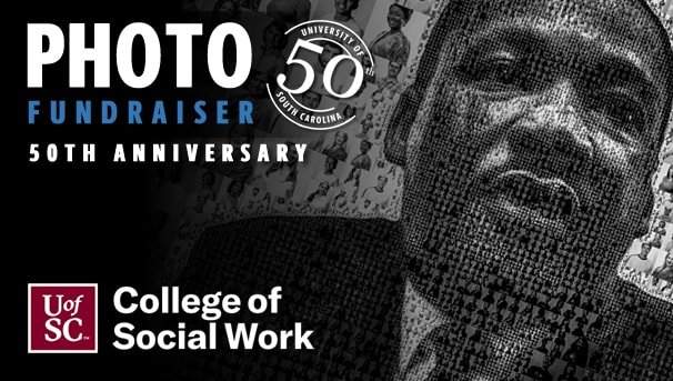 College of Social Work Photo Mosaic Image