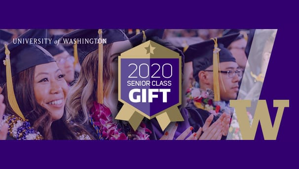 UW Seattle Senior Class Gift Image