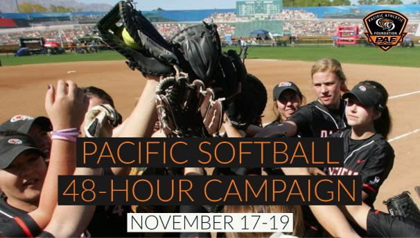 Softball 48-Hour Giving Campaign Image