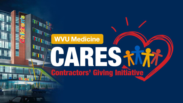 WVU Medicine Contractors' Giving Initiative Image