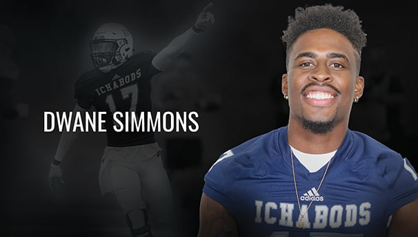 Dwane Simmons Football Scholarship Fund Image