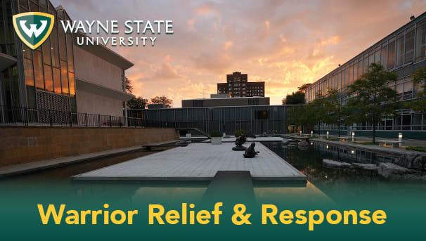 Warrior Relief & Response Image