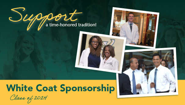 White Coat Sponsorship Program 2020 Image