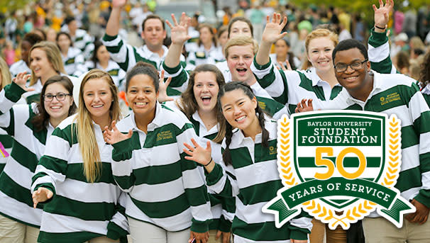 Celebrating 50 Years of Student Foundation Image