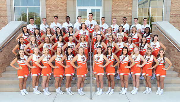 Support BGSU Cheerleading's Trip to Nationals Image
