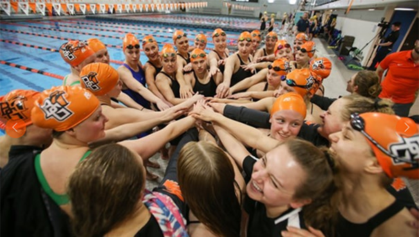 Help Send BGSU Swimming and Diving to Winter Training Image