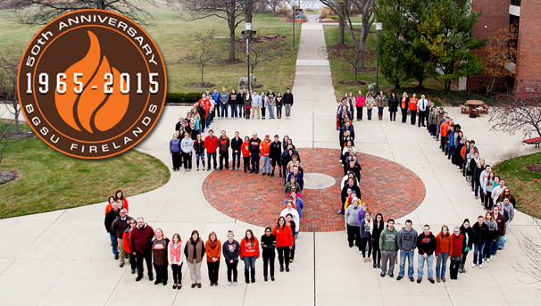 BGSU Firelands: 50 Scholarships for 50th Anniversary Image