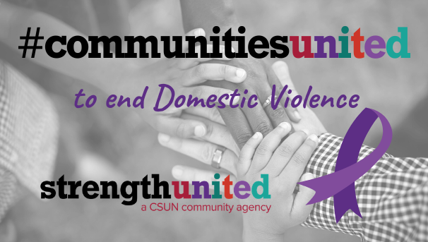 Communities United to End Domestic Violence Image