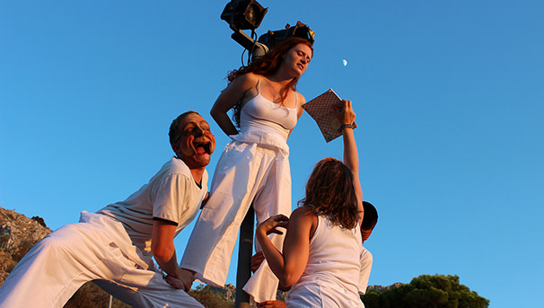 Greece Summer Acting Intensive Image