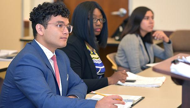 Accountancy Transfer Scholars Program Image