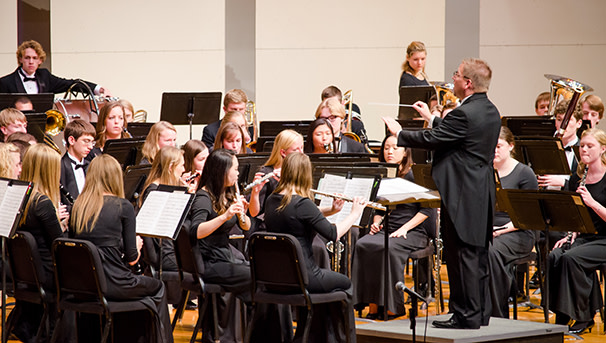 Concert Band: Spring International Tour Image