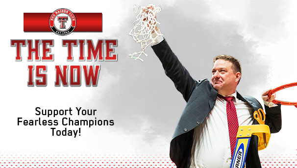 Support Your Red Raider Men's Basketball Team! Image